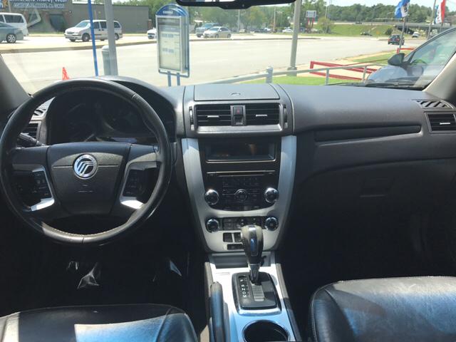 2011 Mercury Milan V6 Premier 4dr Sedan - Kansas City KS