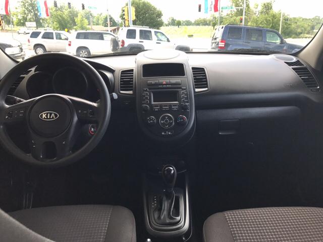 2012 Kia Soul 4dr Wagon 6A - Kansas City KS