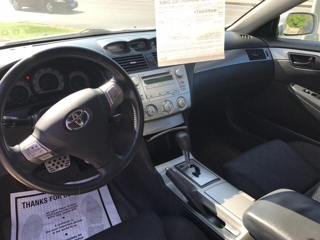 2007 Toyota Camry Solara Sport 2dr Coupe (2.4L I4 5A) - Kansas City KS