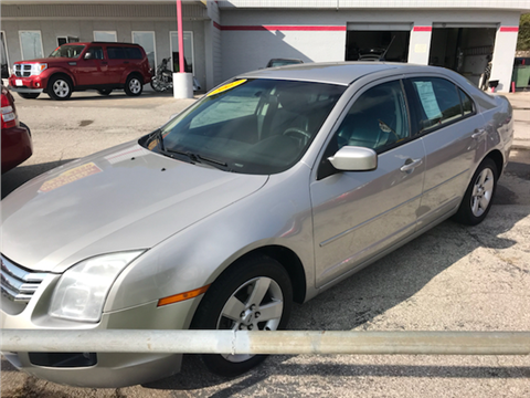 2007 Ford Fusion for sale in Kansas City, KS