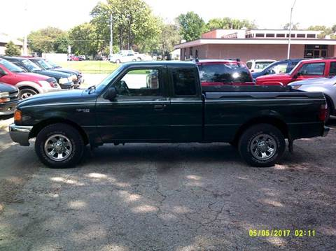 2001 Ford Ranger for sale in Topeka, KS