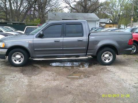 2003 Ford F-150 for sale in Topeka, KS
