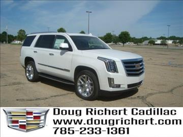 2017 Cadillac Escalade for sale in Topeka, KS