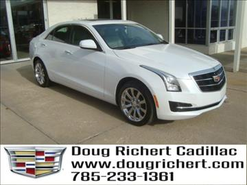 2017 Cadillac ATS for sale in Topeka, KS