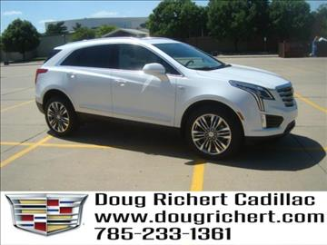2017 Cadillac XT5 for sale in Topeka, KS
