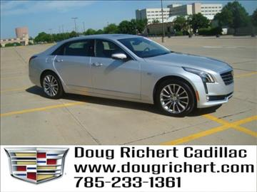 2017 Cadillac CT6 for sale in Topeka, KS