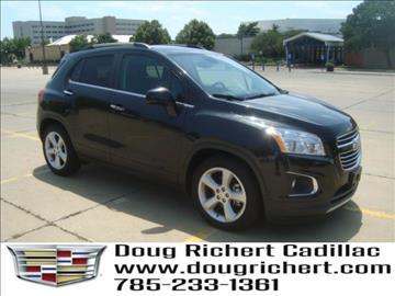 2015 Chevrolet Trax for sale in Topeka, KS