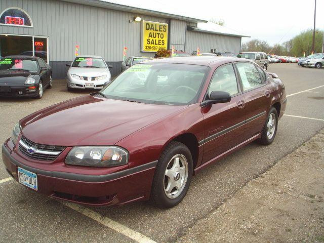 Impala 2000 For Sale 2000 Chevrolet Impala ls 4dr