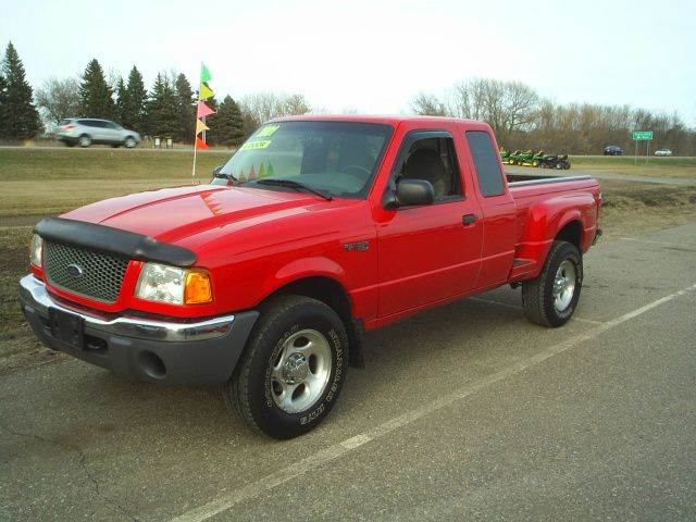2001 ford ranger 4dr supercab xlt 4wd styleside sb in hutchinson mn dales auto sales. Black Bedroom Furniture Sets. Home Design Ideas