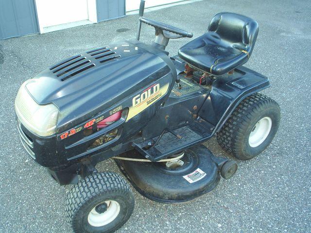 Husqvarna yth190 lawn tractor.42 inch deck