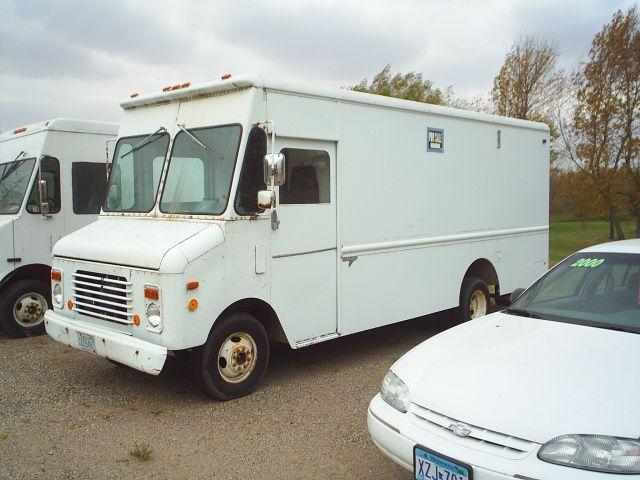 1988 Chevrolet 30  Step Van