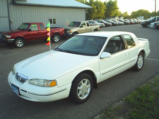 1996 mercury cougar xr 7 for sale in hutchinson buffalo lake cosmos dales auto sales. Black Bedroom Furniture Sets. Home Design Ideas