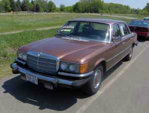1976 mercedes benz 450 sl for sale wisconsin for Low cost mercedes benz