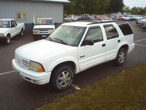 1999 Oldsmobile Bravada for sale in Hutchinson, MN