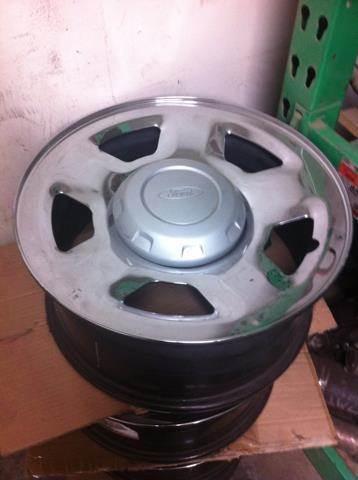 2014 wheels ford