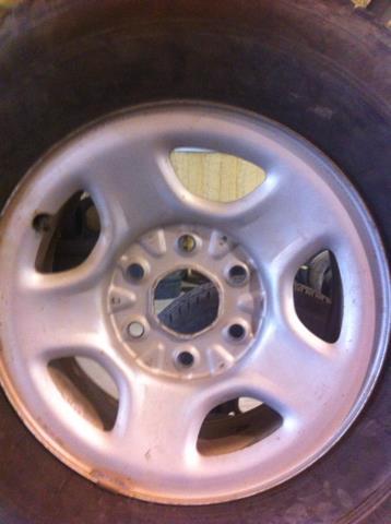 2014 wheels chevy