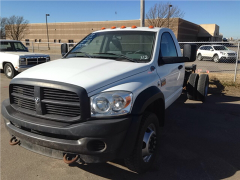 2009 Dodge Ram Chassis 5500
