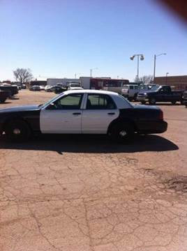 2003 Ford Crown Victoria