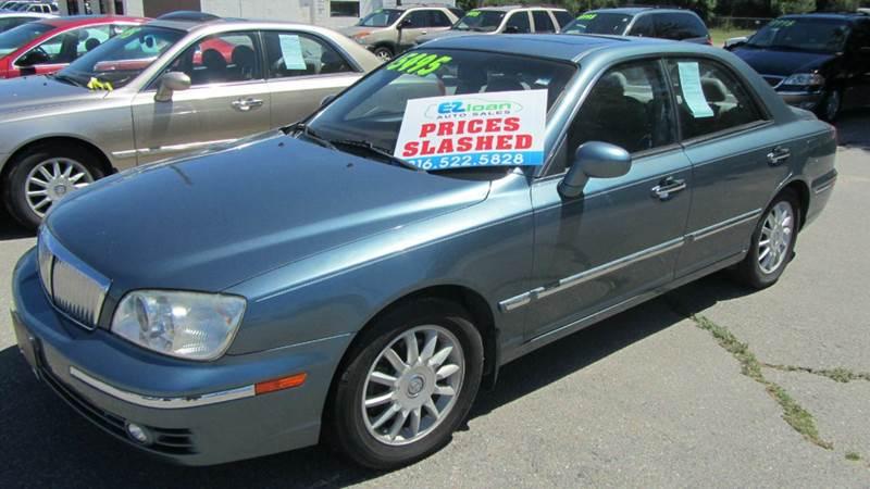 Buy Here Pay Here Wichita >> 2005 Hyundai Xg350 L 4dr Sedan In Wichita KS - E Z Loan Auto Sales