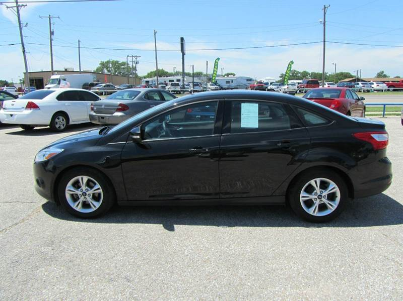 2013 Ford Focus & Ford Used Cars financing For Sale Wichita E Z Loan Auto Sales markmcfarlin.com