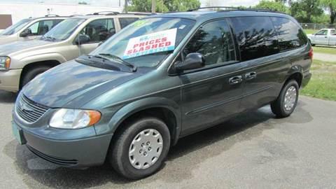 Chrysler town and country for sale wichita ks for Family motors wichita ks