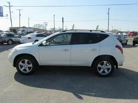 Nissan Murano For Sale In Wichita Ks