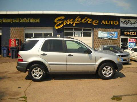 Used Mercedes Benz Sioux Falls Sd
