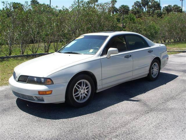 2002 mitsubishi diamante for sale