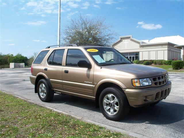 2001 Isuzu Rodeo for sale in Melbourne FL