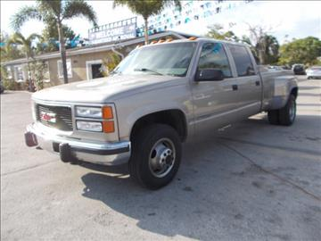 2000 GMC C/K 3500 Series for sale in Melbourne, FL