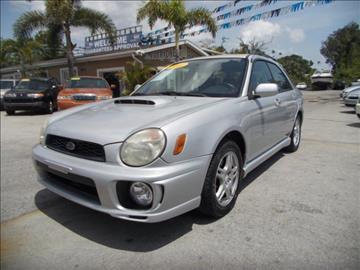 2002 Subaru Impreza for sale in Melbourne, FL