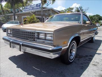 1985 GMC Caballero for sale in Melbourne, FL