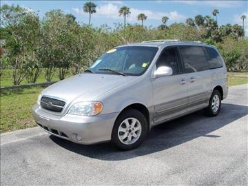 2005 Kia Sedona for sale in Melbourne, FL