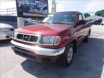 2000 Nissan Frontier for sale in Melbourne, FL