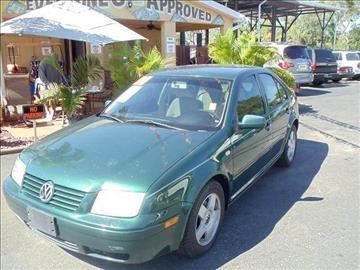 1999 Volkswagen Jetta for sale in Melbourne, FL