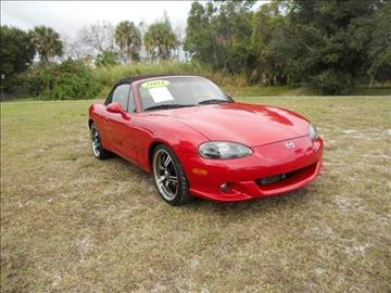 2004 Mazda MAZDASPEED MX-5 for sale in Melbourne, FL