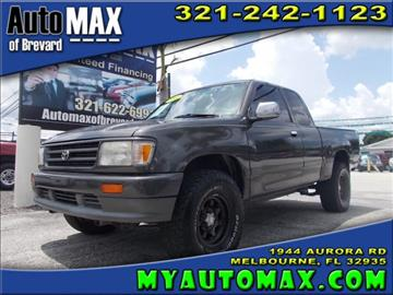 1997 Toyota T100 for sale in Melbourne, FL