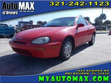 1995 Mazda MX-3 for sale in Melbourne, FL