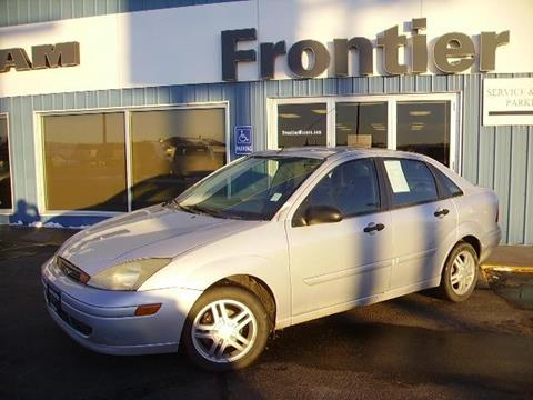 2004 Ford Focus for sale in Winner, SD