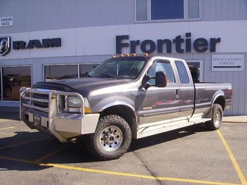 2003 Ford F-250 Super Duty for sale in Winner, SD