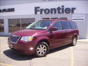 2008 Chrysler Town and Country for sale in Winner, SD