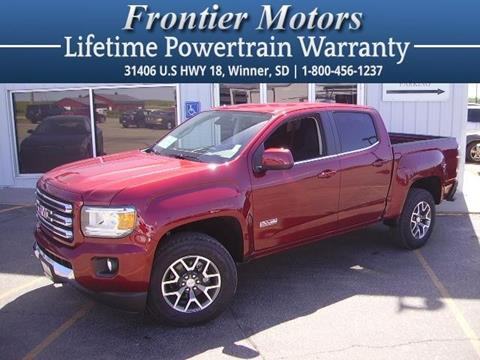 2017 GMC Canyon for sale in Winner, SD