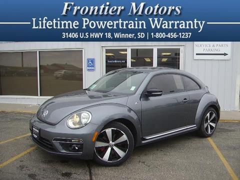 2014 Volkswagen Beetle for sale in Winner, SD