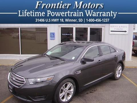 2015 Ford Taurus for sale in Winner, SD