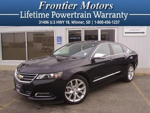 2017 Chevrolet Impala for sale in Winner, SD