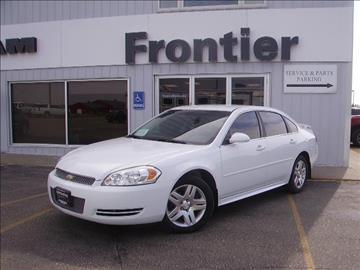 2012 Chevrolet Impala for sale in Winner, SD