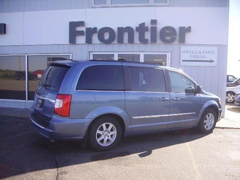 2011 Chrysler Town and Country for sale in Winner, SD