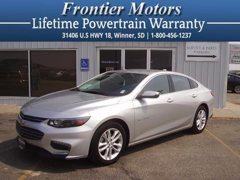 2017 Chevrolet Malibu for sale in Winner, SD