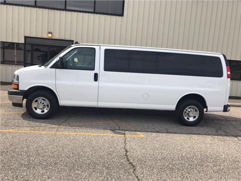 2017 Chevrolet Express Passenger