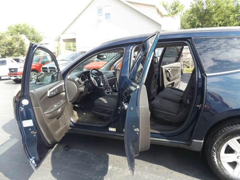 2009 Chevrolet Traverse LT 4dr SUV w/2LT - Lima OH
